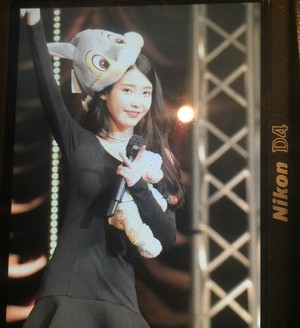 160123 IU at 'A Happy IU Year 2016' Fan Meeting in Tokyo