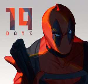 20 Days of Deadpool | 日 19