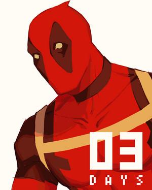 20 Days of Deadpool | 일 3