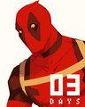 20 Days of Deadpool | Day 3 - deadpool fan art