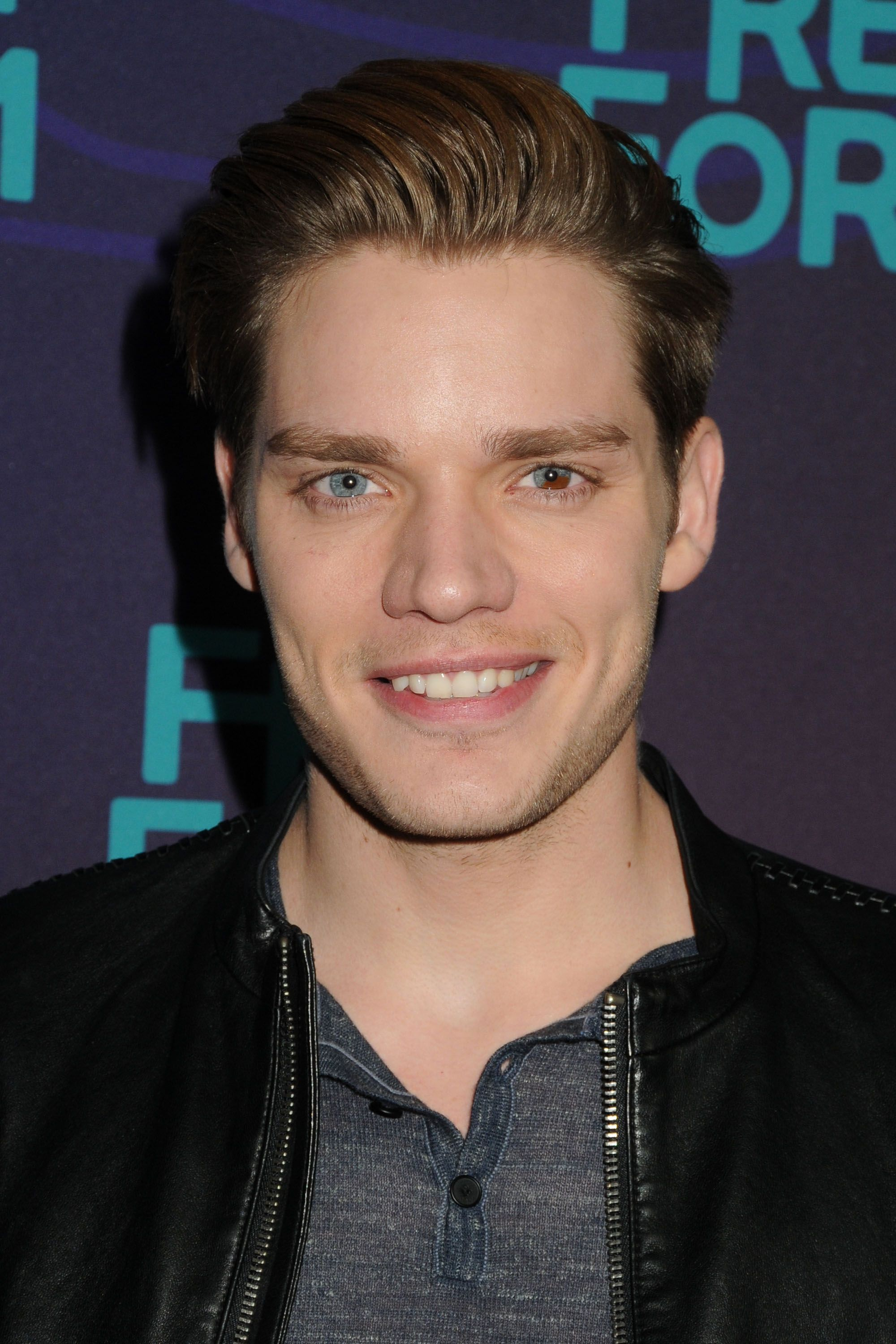 Dominic sherwood eyes