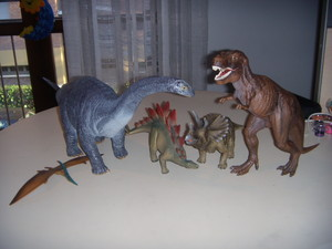 5 dinosauri Schleich.JPG