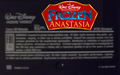 A Walt Disney Masterpiece Frozen And The Anastasia VHS Black - fanpop photo