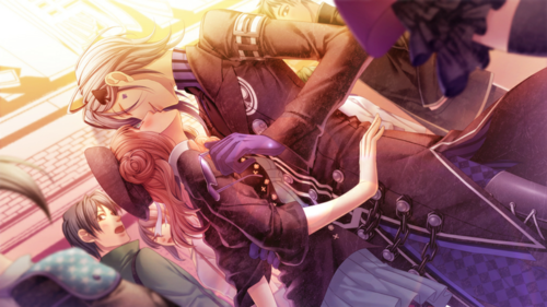 Otome Games Wallpaper Called AMNESIA MEMORIES IKKI