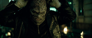Adewale Akinnuoye-Agbaje as Killer Croc