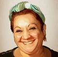 Adile Naşit İnce - Adela Özcan ( 1930-1987) - celebrities-who-died-young fan art
