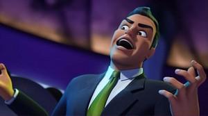 Agent Dunbar Evil
