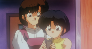 Akane and Kasumi Tendo 【OVA】らんま1/2 あかねとかすみ | 天道あかね, 天道かす