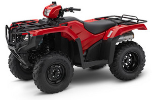 Al 子羊, ラム s Dallas Honda 2016 Honda FourTrax Foreman 4X4 ES Power Steering