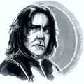Alan Rickman - alan-rickman fan art