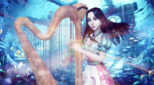 Alice Madness Returns ♠ ♣ দেওয়ালপত্র titled Alice