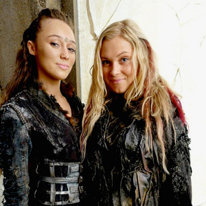 Alycia and Eliza