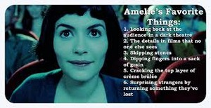 Amelie's Favorit Things