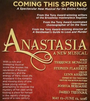 Anastasia the Musical