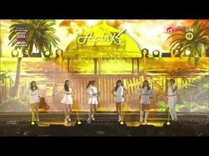 Apink Remember 2016 25th Seoul muziek Awards