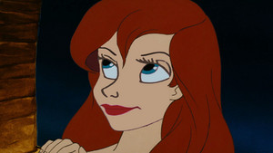 Walt disney fan Art - Ariel With Vanessa's Face