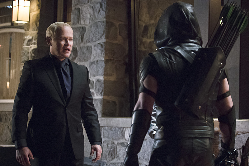 Arrow 4.10 ''Blood Debts''