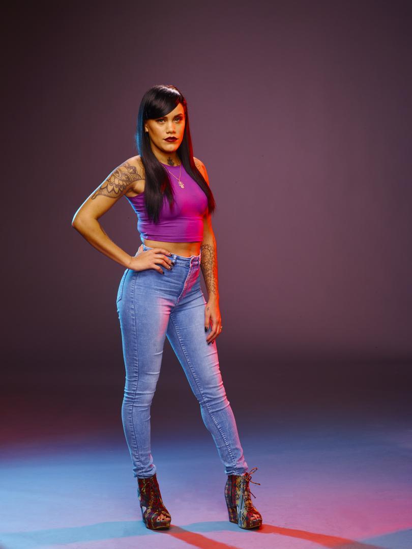Ashley Velazquez | Ink Master: Revenge (Season 7)