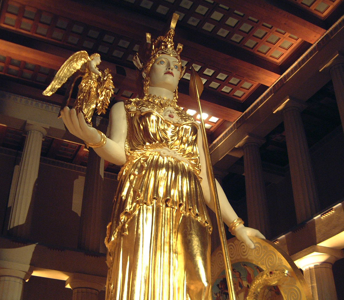 the history of greek goddess athena Through various theatrical game techniques, representations of athena on  ancient pottery as well as flowery greek mythology narratives, your kids will  discover.