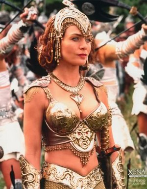 Athene from Xena