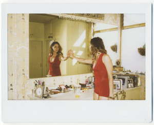 Aubrey Plaza - Nylon Photoshoot, Behind the Scenes - September 2014