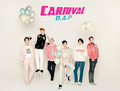 B.A.P group teaser image for ''CARNIVAL'' - bap photo