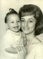 Baby John Stamos and his mother - john-stamos photo