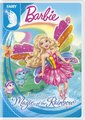 Barbie Fairytopia: Magic of The pelangi, rainbow 2016 DVD with New Artwork