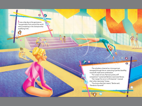 Barbie:Spy Squad Book anteprima