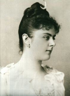 Baroness Marie Alexandrine von Vetsera (19 March 1871 – 30 January 1889)