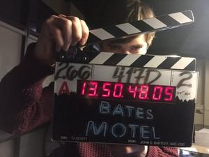Bates Motel - Season 4 - Set foto
