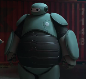 Baymax  Earth 14123  002