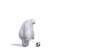 Baymax commercial