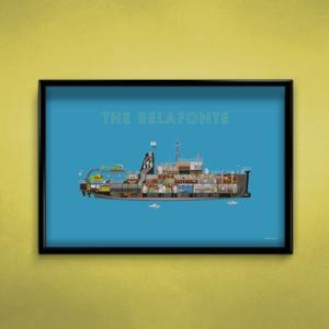 Belafonte Yellow Background