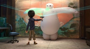 Big Hero 6 scan