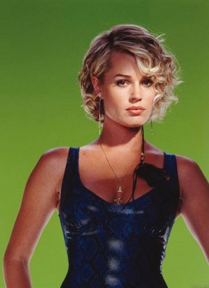 Blue Babe - The Best Mystique - Mystique Forever - Rebecca Romijn