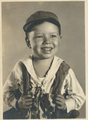 """Bobby"""" Hutchins (March 29, 1925 – May 17, 1945) - celebrities-who-died-young photo"""
