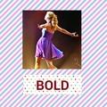 Bold - taylor-swift fan art