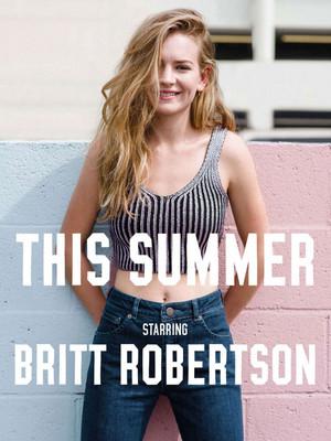Britt Robertson - Asos Photoshoot - 2015