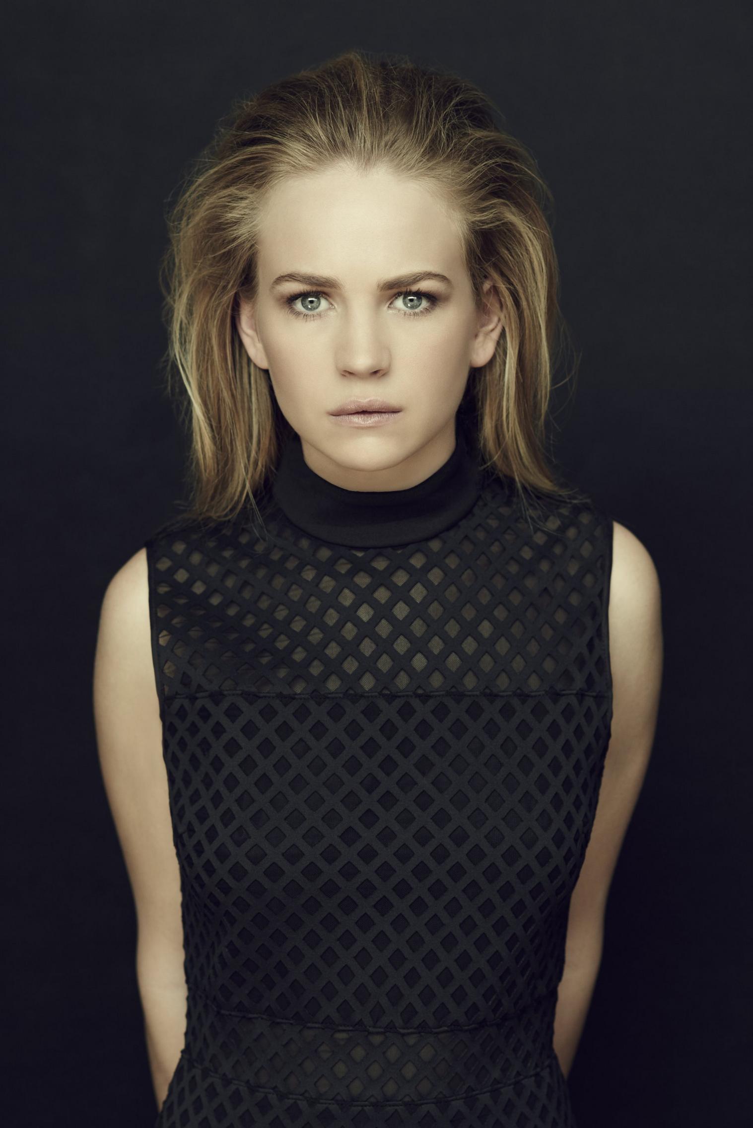 Britt Robertson - Brian Bowen Smith Photoshoot - 2015