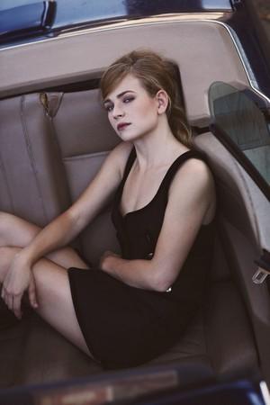 Britt Robertson - Flaunt Photoshoot - 2015