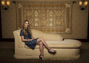 Britt Robertson - Los Angeles Times Photoshoot - 2015
