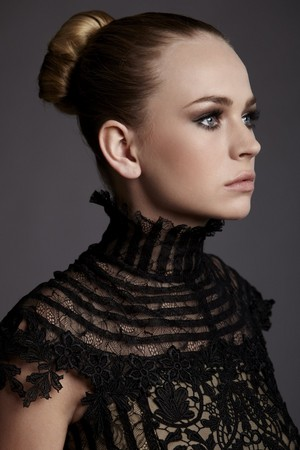 Britt Robertson - Self Assignment Photoshoot - 2012