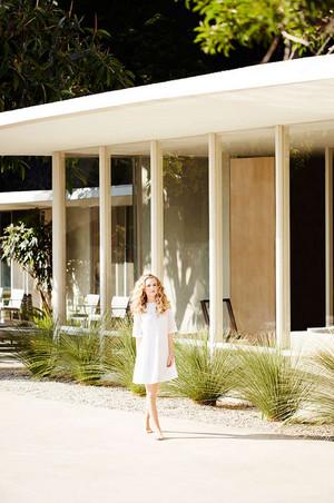 Britt Robertson - Who What Wear Photoshoot - 2015