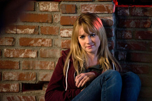 Britt Robertson as Aubrey Miller in The First Time