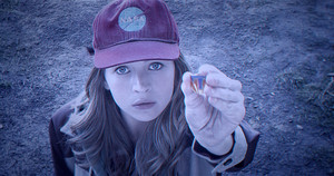 Britt Robertson as Casey Newton in Tomorrowland