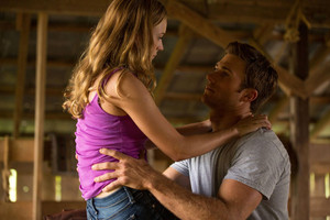 Britt Robertson as Sophia Danko in The Longest Ride