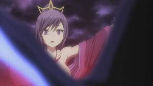 Busty maiden from Seisen Cerberus