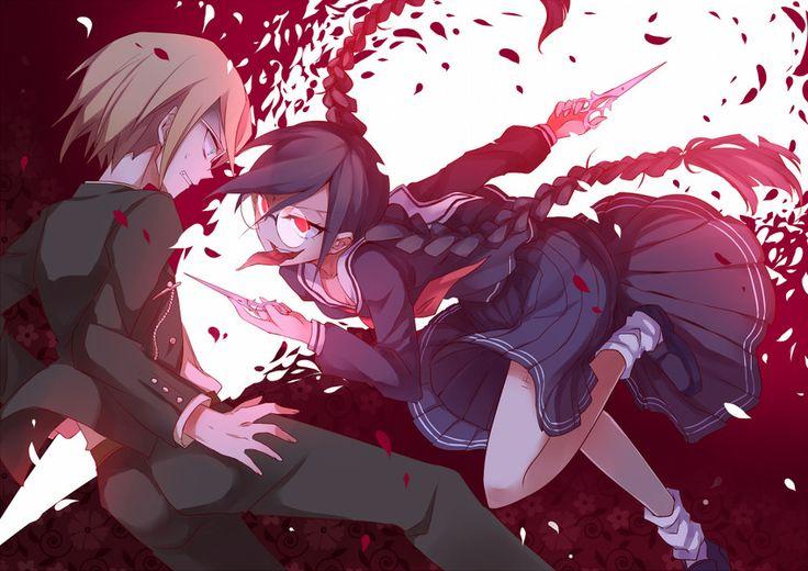 Byakuya And Syo