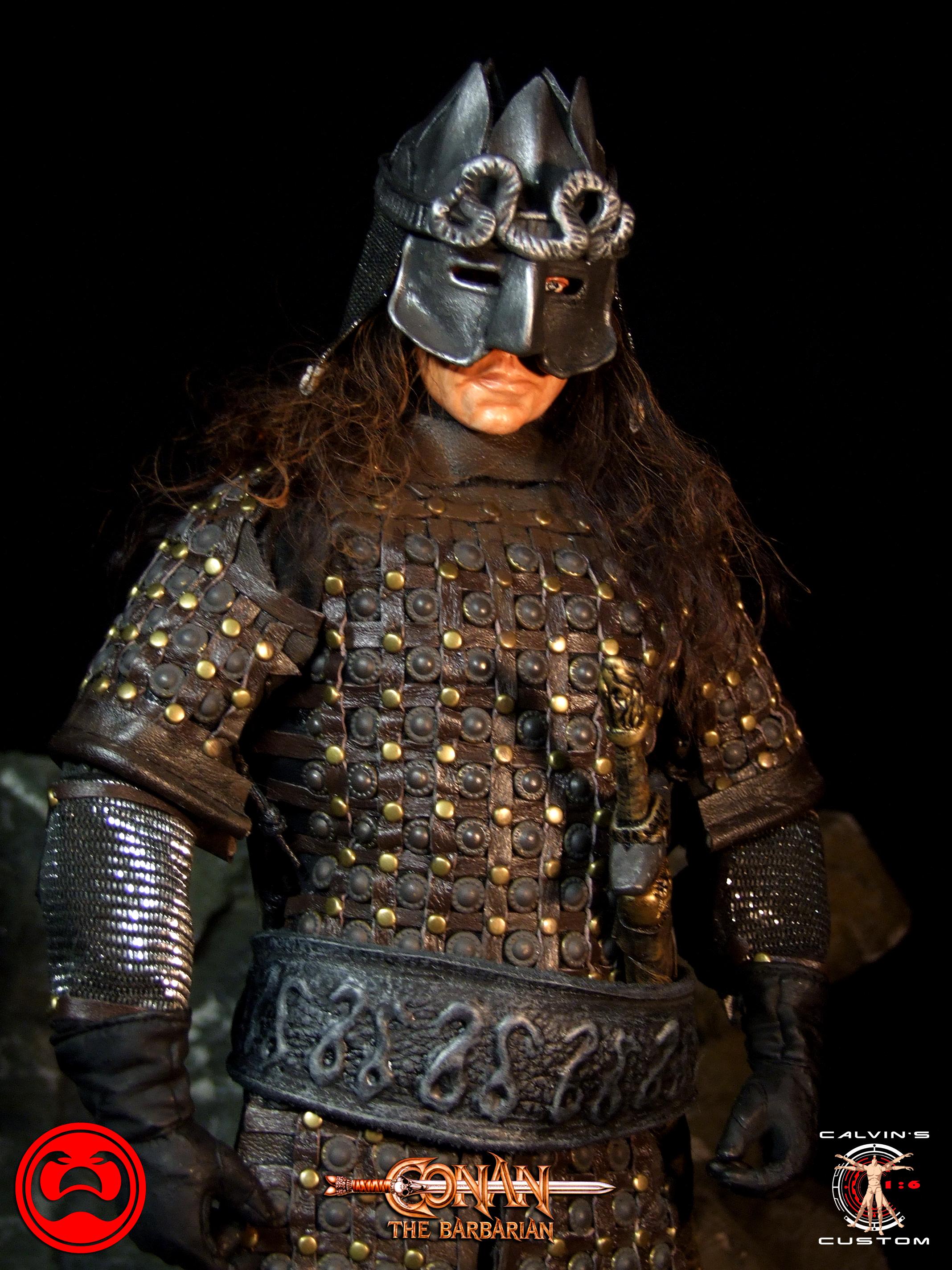Conan 2011 Cool conan the barbarian (2011) immagini calvin's custom 1/6 one sixth
